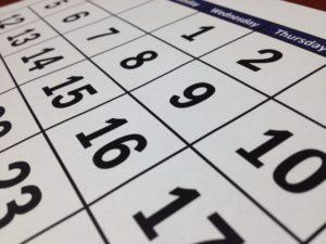 mcat test dates