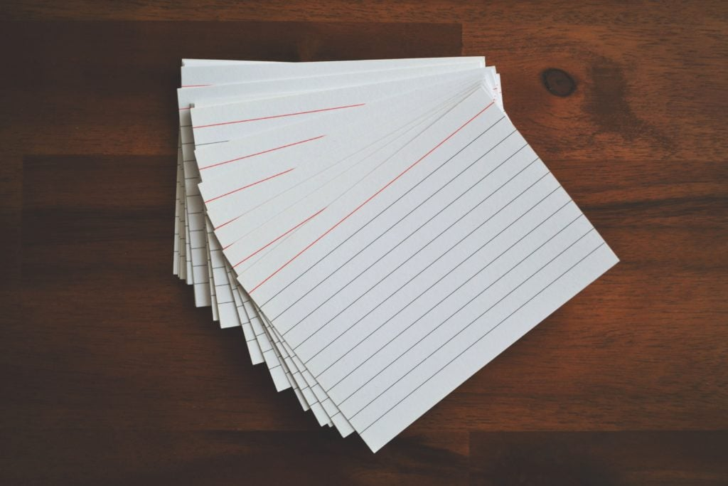 The Ultimate List Of Mcat Flashcards For Enhanced Prep