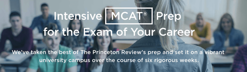 princeton review mcat bootcmap