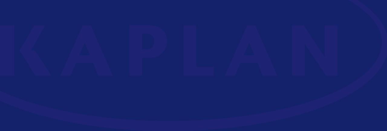 kaplan nclex logo