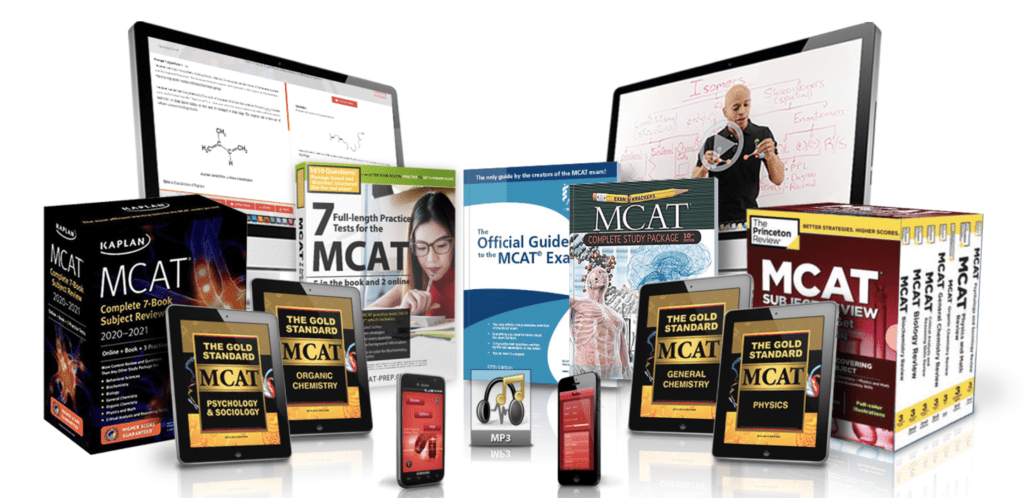 gold standard mcat review