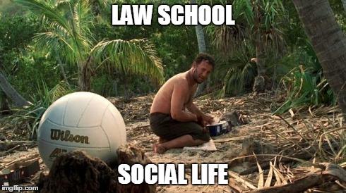 dating in law school