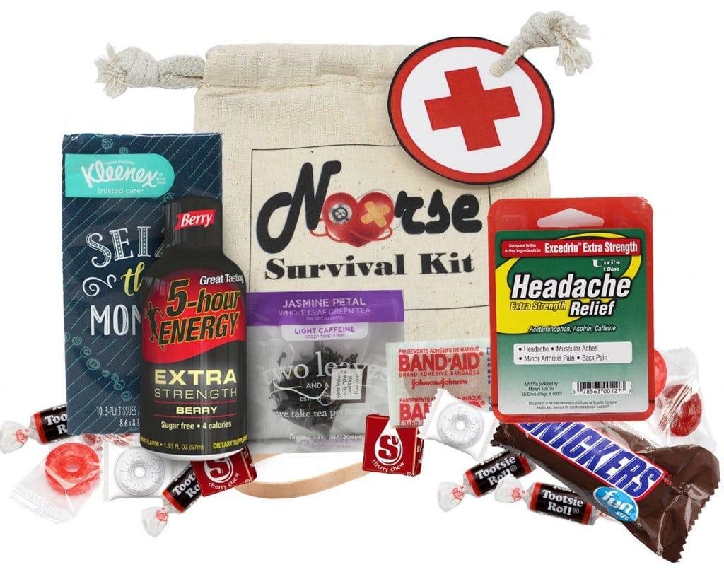 nurse survival kit