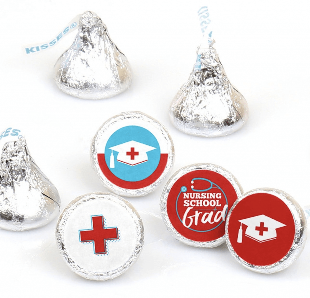 nurse grad party favors