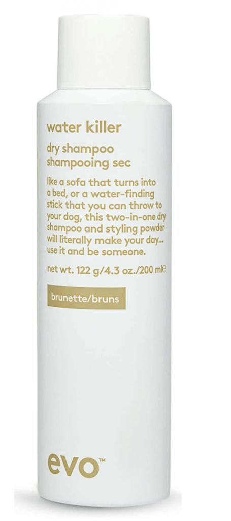 evo dry shampoo