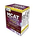 princeton review mcat prep books