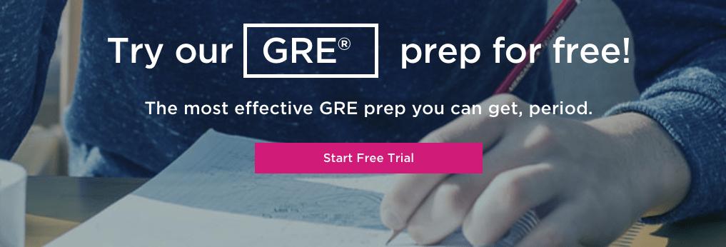 princeton review gre free trial