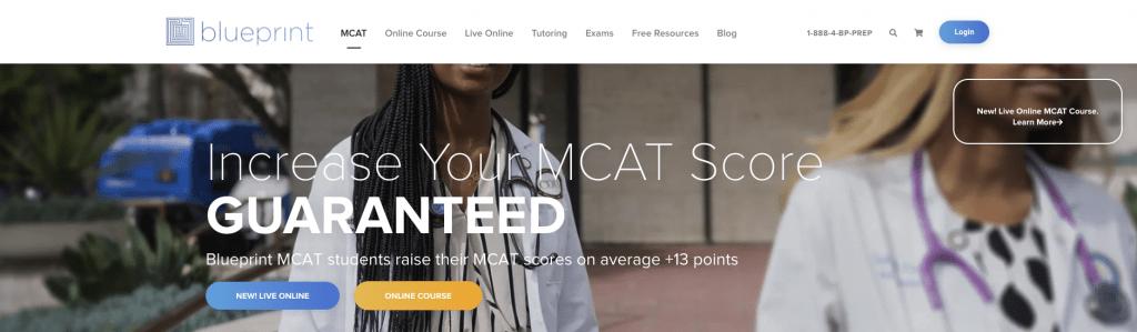 blueprint mcat review