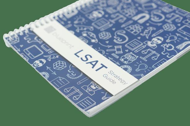 blueprint lsat book